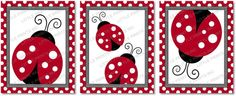Red Ladybug Polka Dot Printable Nursery by LittlePrintsParties, $8.00 Ladybug Nursery, Polka Dot Nursery, Baby Ladybug, Nursery Decor Boy, Baby Decor, Nursery Wall Art, Girl Nursery, Nursery Ideas, Ladybug House