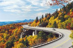 Drive along the Blue Ridge Parkway for stunning views of the Blue Ridge Mountains and beautiful photo opportunities.  http://www.blueridgeparkway.org/