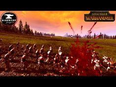 2 v 2 Carnage (Empire & Chaos vs Empire & Dwarfs) - Multiplayer Battle