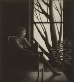 Robert Kipness is a master of this art form. Very fond of use of shadow/contrast.