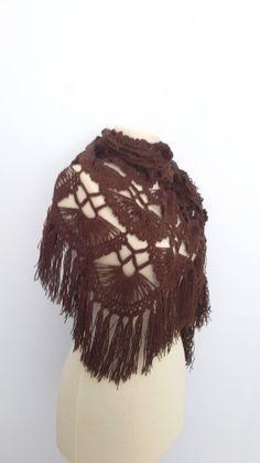 SHAWL scarves scarf bolero stole handmade gift by modelknitting