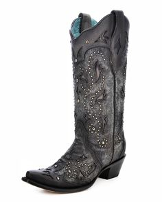 9fe92ba7737fd Always look your cowgirl best when wearing these gorgeous Women s Western  boots! Handcrafted from leather