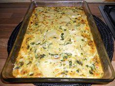 recette gratin de pommes de terre et mascarpone