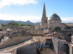 Eglise de Saint Rémy de Provence / Saint Rémy de Provence's church