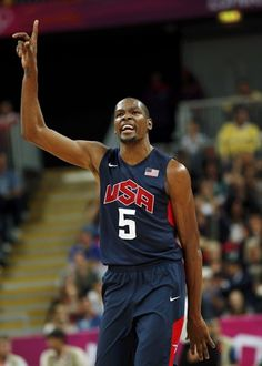 new york 16abb 63d30 Kevin Durant won his first Olympic gold medal and his deft outside shooting  touch helped blow