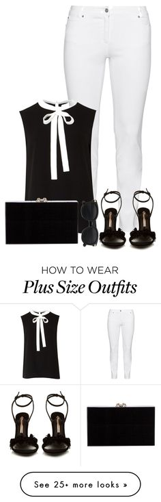 Seems like everyone forgot about love ... by directioner-123-ii on Polyvore featuring Steilmann, Ted Baker, Sophia Webster, Charlotte Olympia and FFfatifashion Clothing, Shoes & Jewelry - Women - Plus-Size - Wantdo - women big size clothes - http://amzn.to/2lfaYAF
