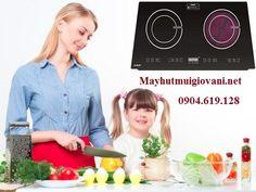 Bếp điện từ Giovani G 281ET phong cách thiết kế Italy đậm chất