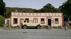 Cardrona Hotel, Otago, South Island, New Zealand. stayed here while Dirt bike riding with Tony Lucchesi New Zealand Hotels, New Zealand Beach, New Zealand South Island, New Zealand Travel, Abandoned Houses, Old Houses, Travel Around The World, Around The Worlds, Central Otago