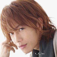 your eyes. Takeru Sato, Asian Actors, Handsome, Guys, Sexy, Hair, Photography, Samurai, Drama