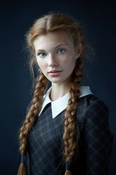 Dasha by Alexander Vinogradov on 500px