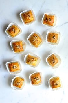 Chinese Roast Pork Puffs are a dim sum classic similar to the Roast Pork bun except they are wrapped in a slightly sinful, yet heavenly pastry puffs! Roast Pork Puff, Pork Buns, Puff Recipe, Puff Pastry Recipes, Puff Pastries, Dim Sum, Chinese Roast Pork, Rough Puff Pastry, Appetizer Recipes