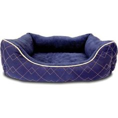 Aspca Deluxe Orthopedic Cuddler, Blue