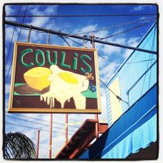 Coulis in New Orleans, LA