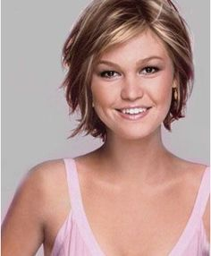 I've been told I look like Julia Stiles but my chin length bobs never look as cute