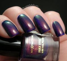 MaxFactor Fantasy Fire over Revlon Royal