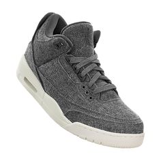 Air Jordan III (3) Retro (Wool)