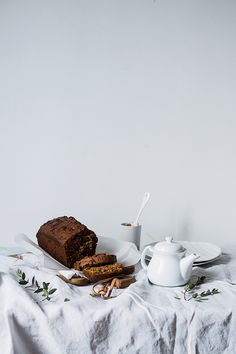Rustic Cake with Chocolate and Hazelnuts