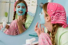 Homemade Face Packs for Natural Beauty note to self : check out aromatherapy facial recipes