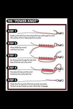 The power knot