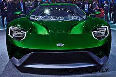 2017 Ford GT - Digital Color Visualizer 29 » Car-Revs-Daily.com