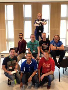 iXcamp team Arnhem van boven in de iXperium Appathon
