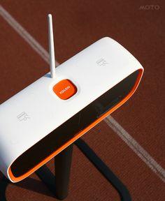 KOLON Physical Fitness Measuring System _Design by MOTO design