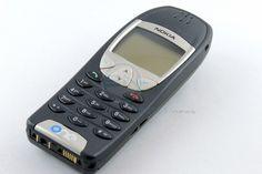 2002 - Nokia 6210  #Nokia #6120
