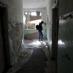 Inside a Soviet ghost town #Skrunda #Lettonia - by Ints Kalnins