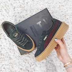 f0d3be3a14da49 New PUMA x Rihanna Creeper Colorways
