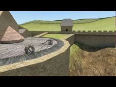 Egri vár 1552-es animációja HD - YouTube Castle Ruins, Medieval Castle, Medieval Crafts, Homeland, Palace, Education, History, 3d Modeling, Travel