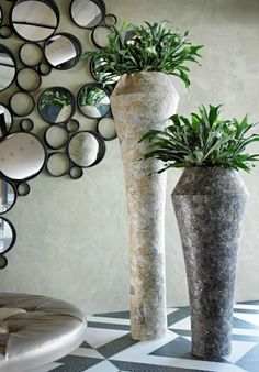 #pottery #planters #pots #containers.