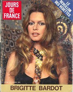 Brigitte Bardot - Jours de France n°940, 26 décembre 1972