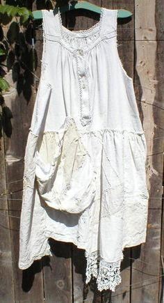 Adorable Magnolia Pearl French Farm Dress Unbelievably Stunning, Fun & Unique!!