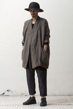"""<p>Creole for """"unity,"""" Jan-Jan Van Essche's fifth collection """"Inité"""" draws from Haitian influences. Simplifying his patterns, the Belgian menswear designer and winner of"""