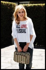 Jen Lilley - All Love is Equal :)