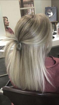 #balayage #blondehair #style #myhairandbeauty #color#cut#trends#model