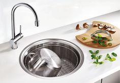 Blanco Lantos Kitchen Sink C  T