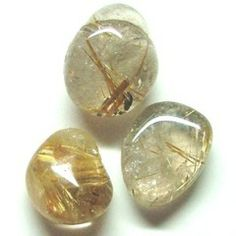 Golden rutilated quartz integrates energy at many levels. It heightens the energy of other quartz stones and is an important healing stone.  Illuminates the soul Cleanses and energizes Removes barriers to spiritual growth Filters negative energy It soothes dark moods, offerring relief from fears, phobias and anxiety. The needle inclusions add intensity and transmission power to the crystal.