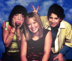 ah, good old Lizzie McGuire, you know when childrens show actually had meaning and taught lessons.