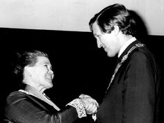 Ray #Eames receiving the RIBA gold medal, London 1979 #architecture #design