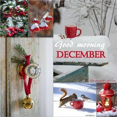 ~*~ Christmas Is Coming, Winter Christmas, Christmas Holidays, Christmas Decorations, Holiday Decor, December Images, December Pictures, Christmas Collage, Christmas Quotes