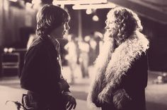 Almost Famous...a movie I will never forget and always love, love, love.