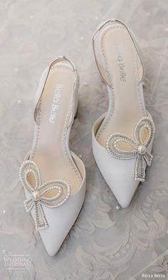 bella belle spring 2021 bridal shoes sling back pointy toe lace high heel shoes (7) fv -- Bella Belle Spring 2021 Bridal Shoes | Wedding Inspirasi #wedding #weddings #bridal #weddingideas #collection:Metamorphosis #label:BellaBelle #season:Spring/Summer #week:112021 #year:2021 ~ Bridal Shoes, Wedding Inspiration, Brie, Bella, Collection, Fashion, Bride Shoes Flats, Moda, Bride Shoes