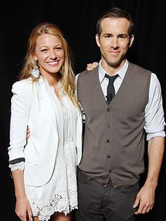 Blake Lively and Ryan Reynolds Celebrate First Anniversary in Savannah