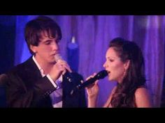 "Katharine McPhee and Cody Karey sing ""All I Ask of You"""