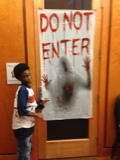 To enter the Zombie Prom or not. That is the question. Teen reader at Zombie Prom hosted at Rapides Parish Library in Alexandria, LA. Thanks for sharing Karla!