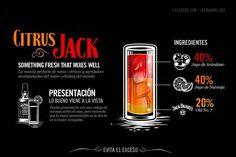 Find new ways to experience Jack Daniel's with this set of illustrations Jack Daniels Bourbon, Jack Daniels Cocktails, Jack Daniels Party, Bourbon Cocktails, Whiskey Drinks, Cocktail Drinks, Fun Drinks, Beverages, Bebidas Jack Daniels