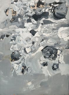 Untitled (Everest) by Jay DeFeo.
