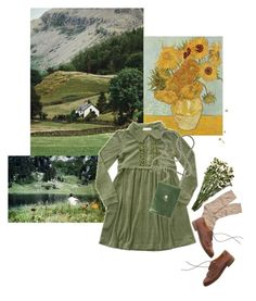 """austria"" by midnightdancing ❤ liked on Polyvore featuring Market, Brooks Brothers and Madewell"