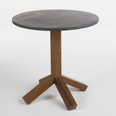 JOHN SIDE TABLE - End Tables - Accent Tables - Living | HD Buttercup Online